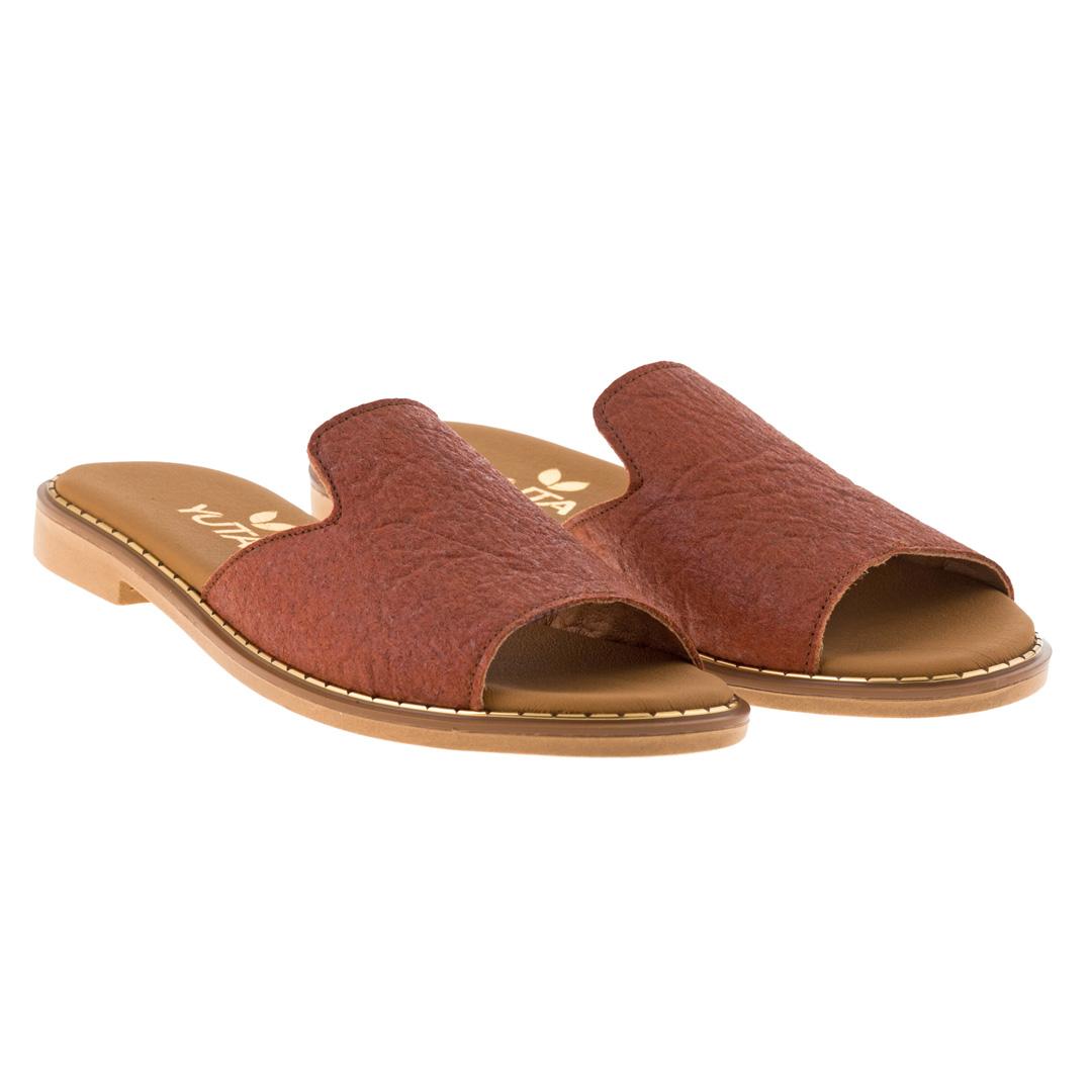 πέδιλο- eco vegan handmade sandal
