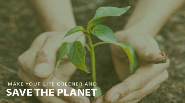 10 Τρόποι για να βοηθήσεις το περιβάλλον