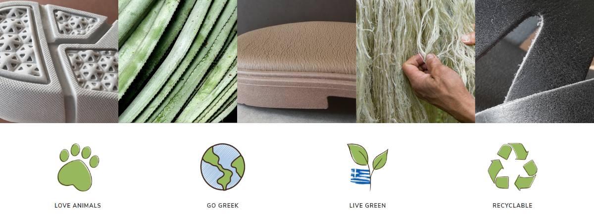 χειροποίητα οικολογικά & vegan παπούτσια