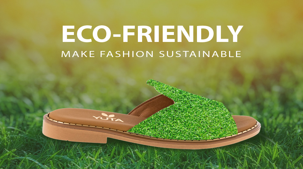 eco-friendly make fashion sustainable