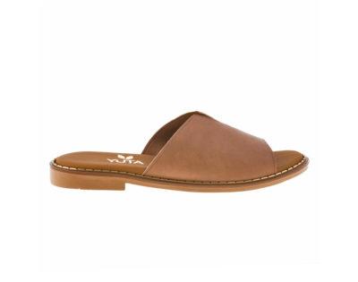 BLOSSOM ΤΑΜΠΑ πέδιλο- eco vegan handmade sandal