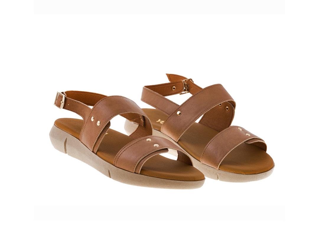 FERN ΤΑΜΠΑ πέδιλο- eco vegan handmade sandal
