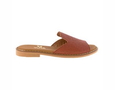 POPLAR PINATEX ΤΑΜΠΑ πέδιλο- eco vegan handmade sandal