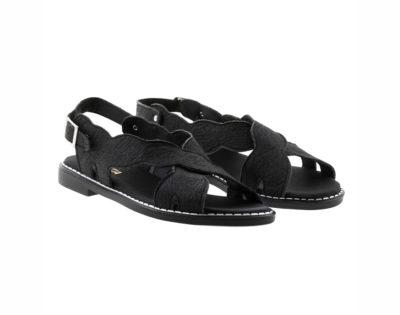 WILLOW PINATEX ΤΑΜΠΑ πέδιλο- eco vegan handmade sandal