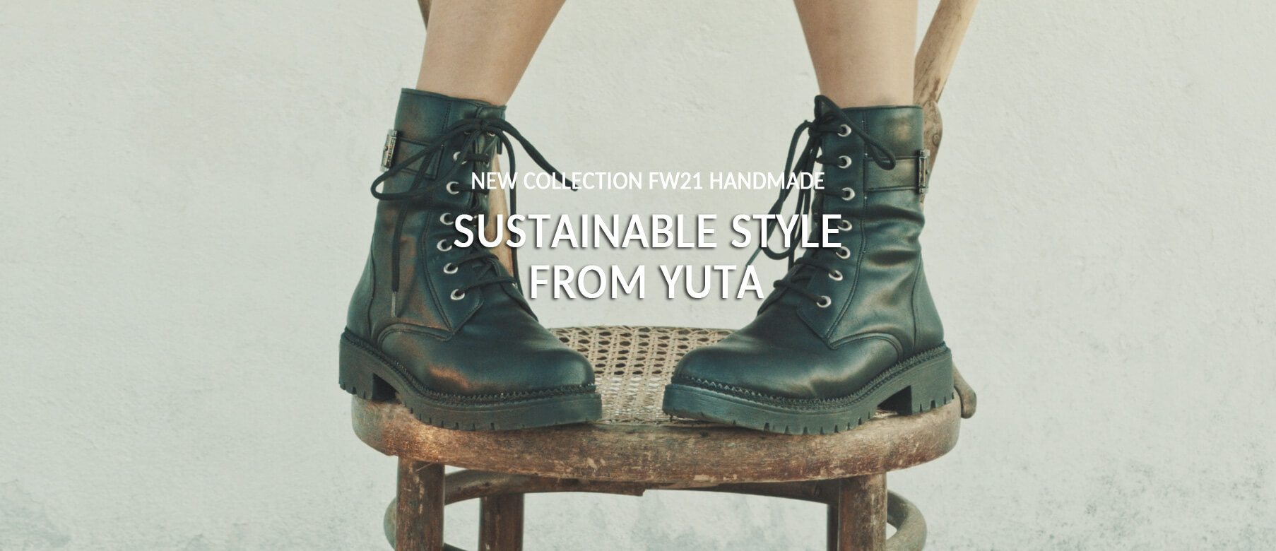 Homepage: Yuta Shoes