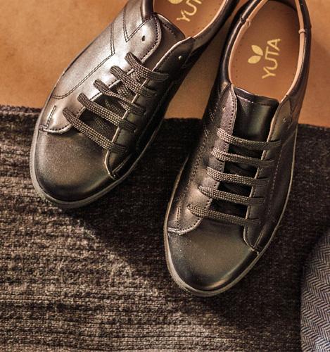 handmade vegan sneakers